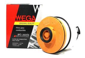 Filtro Combustivel Toyota Hilux 2.8 16v 2016 Jfc207/3 Wega