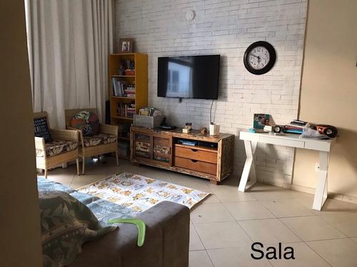 Imagem 1 de 20 de Apartamento À Venda, 3 Quartos, 1 Suíte, 2 Vagas, Andaraí - Rio De Janeiro/rj - 823