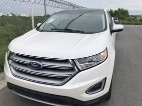 Ford Edge Sel Plus 2018 Seminuevos