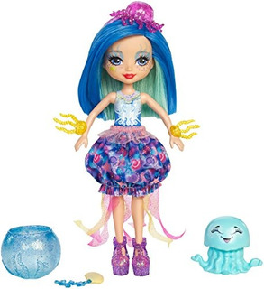 Enchantimals Jessa Jellyfish S Muñecas De Moda