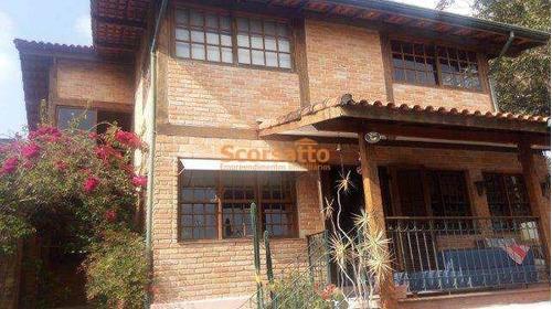 Chácara Com 3 Dorms, Olaria, Itapecerica Da Serra - R$ 1.25 Mi, Cod: 3389 - V3389