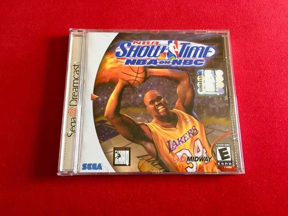 Nba Showtime P/ Sega Dreamcast