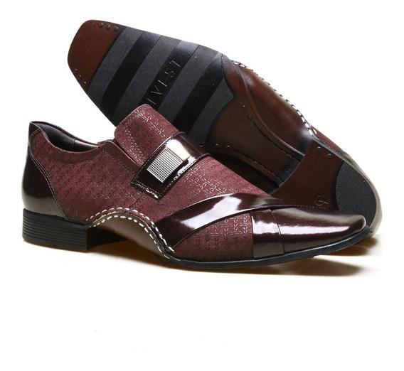 Sapato Social Masculino Calvest Moderno