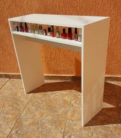 Mesa P/ Manicure,salão De Beleza E Cosméticos 100% Mdf