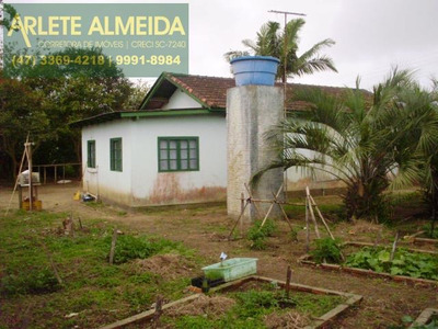 Terreno No Bairro Santa Luzia Em Tijucas Sc - 834
