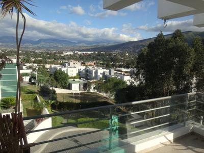 Exclusivo Penthouse Full Equipado, 500m Desde Parque Cumbaya