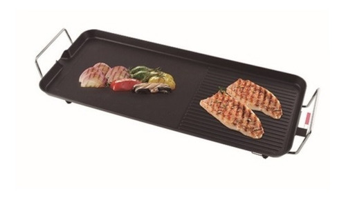 Parrilla Electrica Grill Plancha Antiadherente Winco W15