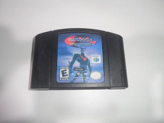 Batman Beyond Return The Joker - Original Nintendo 64