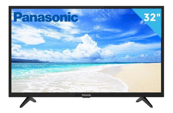 Smart Tv 32 Panasonic Led Hd Tc-32fs500b 2 Hdmi 2 Usb