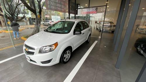 Imagen 1 de 13 de Chevrolet Aveo 2018 1.5 Ls Mt