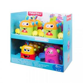 Brinquedos Para Bebês Monstrinhos Mattel Fhf83 Fisher Price