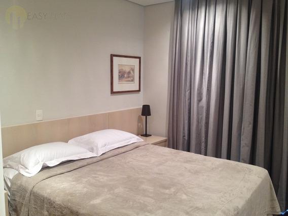 Flat Para Aluguel, 1 Dormitórios, Pinheiros - São Paulo - 184
