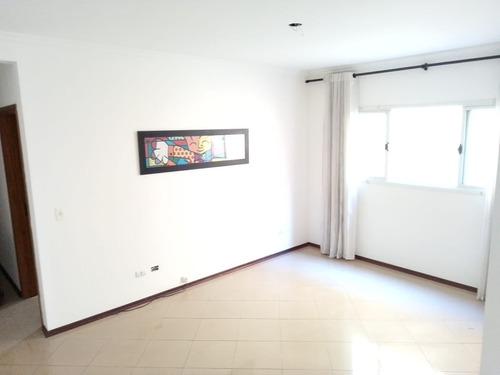 Apartamento À Venda, 3 Quartos, 1 Suíte, 2 Vagas, Bastos - Santo André/sp - 101401