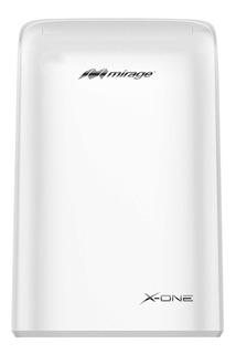 Aire acondicionado Mirage X-One portátil frío 12000BTU/h blanco 110V MAPS1211C