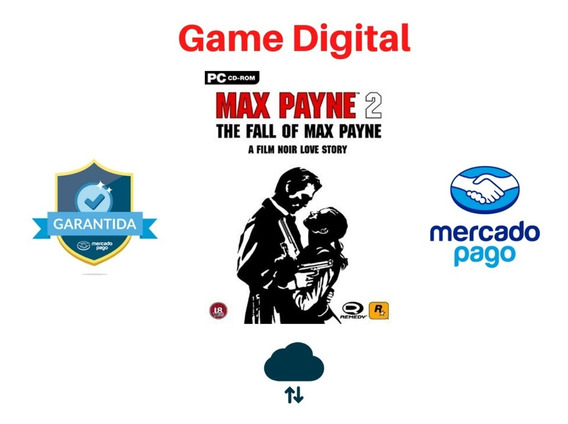 Max Payne 2: The Fall Of Max Payne Mídia Digital Pc