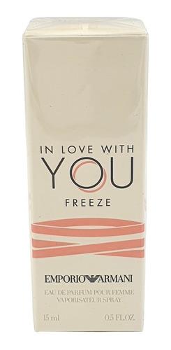 Imagen 1 de 1 de In Love With You Edp 15ml Emporio Armani / Prestige Parfums