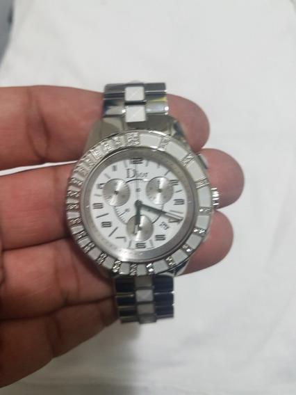 Relógio Christian Dior Christal