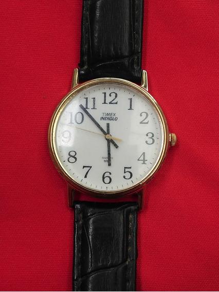 Reloj Timex Indiglo De Batería