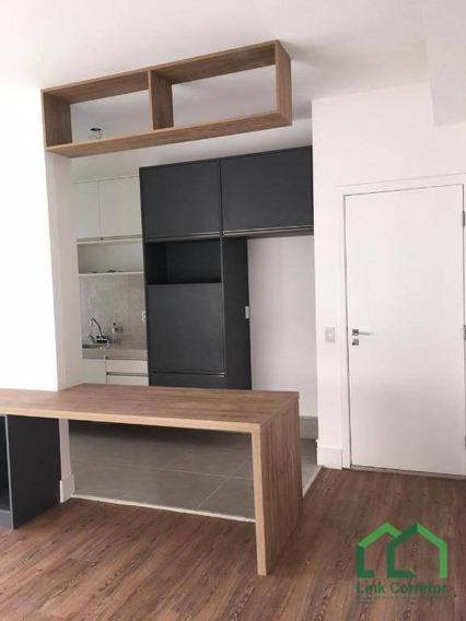 Loft Com 1 Dormitório À Venda Por R$ 654.900,00 - Cambuí - Campinas/sp - Lf0003