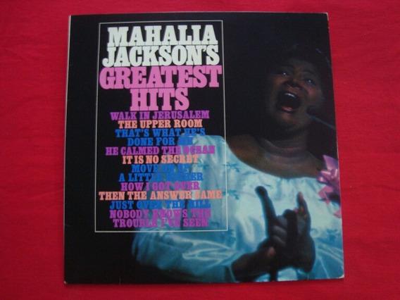 Lp Vinil Mahalia Jackson - Greatest Hits
