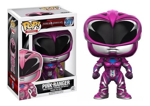 Funko Pop 397 Power Rangers Pink Ranger Playking