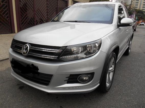 Volkswagen Tiguan R Line 2013 Blindado Truffi Na Garantia