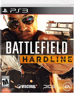 Battlefield Hardline Ps3 Juego Original Físico Sellado Cd