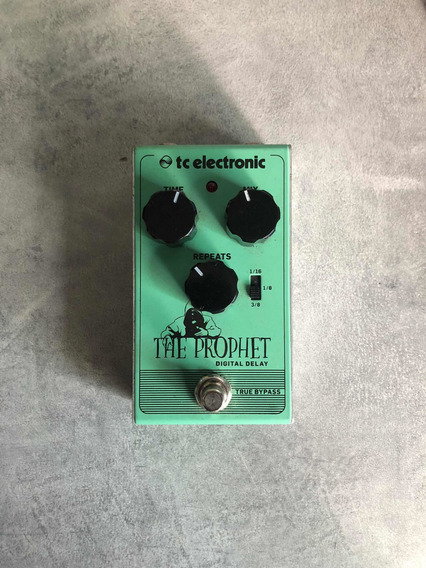 Pedal Tc Electronic The Prophet Delay