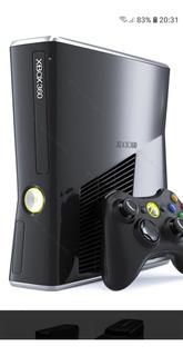 Xbox 360 Con 2 Shostiks Y 8 Juegos