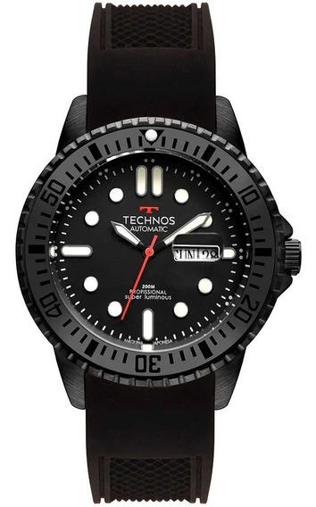 Relógio Technos Masculino Classic Automático 8205oi/8p