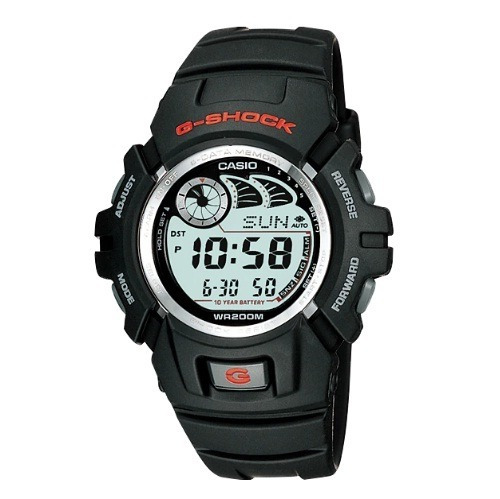 Relógio Casio Masculino G-shock Prova D Água 200 Metros