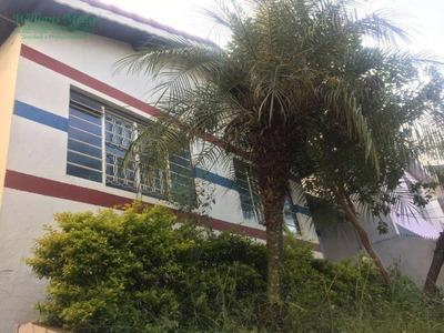 Casa Comercial Para Locação, Jardim Pinhal, Guarulhos - Ca0597. - Ca0597
