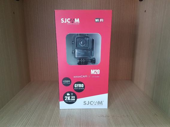 Camera Sjcam M20 Wifi Original Fullhd 4k 16mp Camera Sjcam