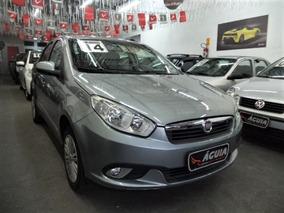 Fiat Grand Siena Attractive 1.4 Flex 2014 Completo + Ú.dono!