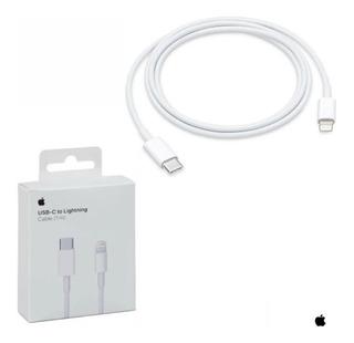 Cabo Lightning 1m Usb-c iPad iPhone Original Apple