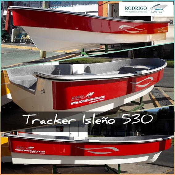 Tracker 530 Isleño # Casco Reforzado # Oferta ..!