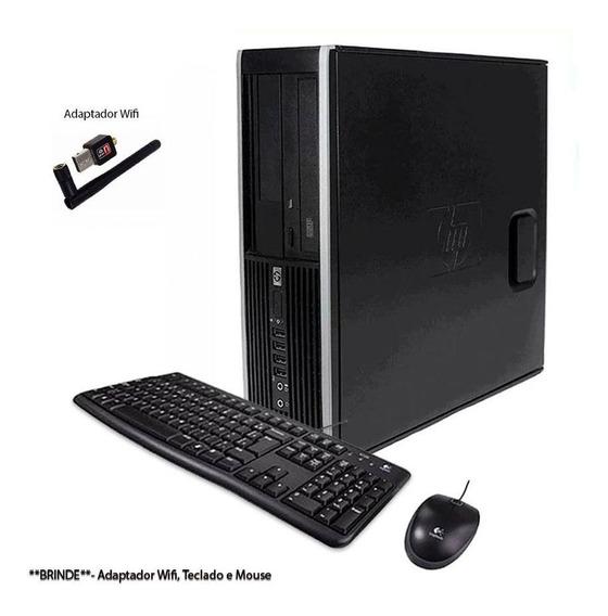 Computador Desktop Hp 8300 I7 8gb 120ssd - Frete Grátis