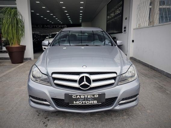 Mercedes-benz C 180 Coupe Cgi 1.8 Tb 2012/2012