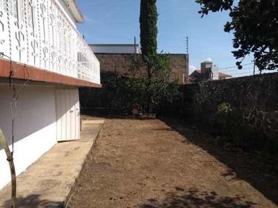 Casa Sola En Venta Bonito Fraccionamiento Jardines De Tlayacapan, Amplia Y Nueva, Aplica Créditos