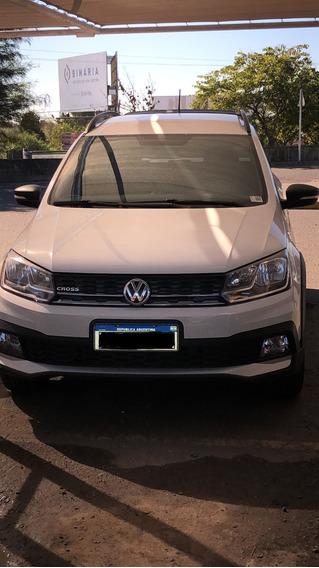 Volkswagen Saveiro 1.6 Cross Gp Cd 110cv Pack High, Año 2018