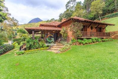 Casa Em Condomínio- Petrópolis, Corrêas - 288
