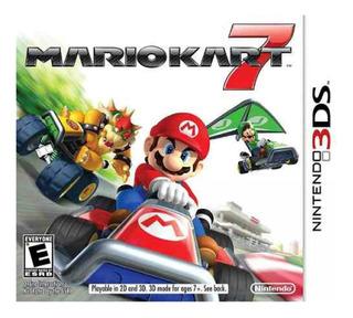 Mario Kart 7 - Nintendo 3ds - New 3ds - 2ds