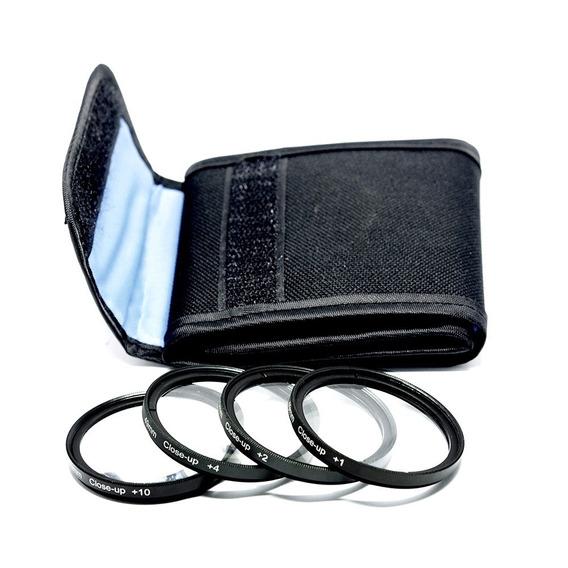 Kit Filtro Macro 67mm Nikon D7200 D7100 D5600 D5500 D810