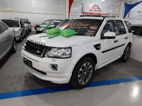 Freelander Mais Top! Blindada