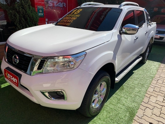 Frontier Le 4x4 2018 Starveiculos