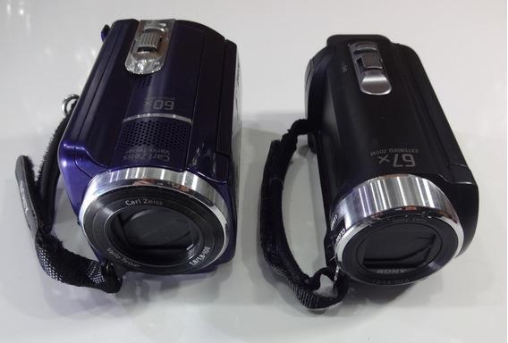 Handycam Sony Dcr-sx21 E Dcr-sr68 (defeito)