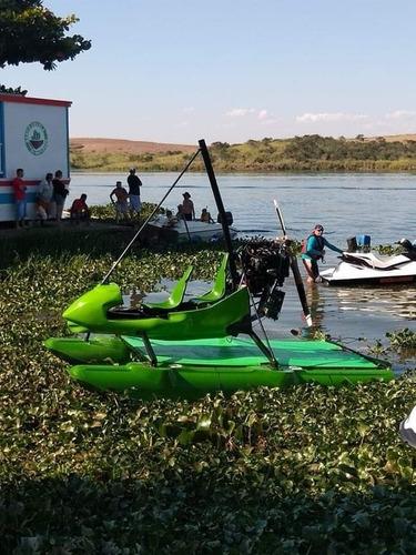 Trike Ultraleve Deltamaram Aquático Biplace