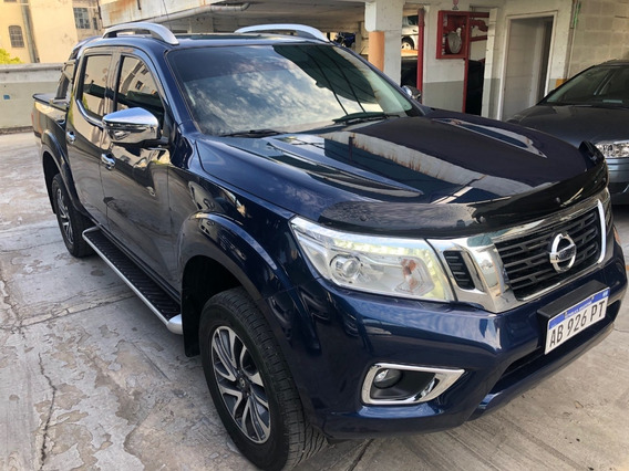 Nissan Np300 Frontier 4x4 Le Automatica At 2017 Np 300 Lucsc