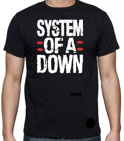 Playera System Of A Down