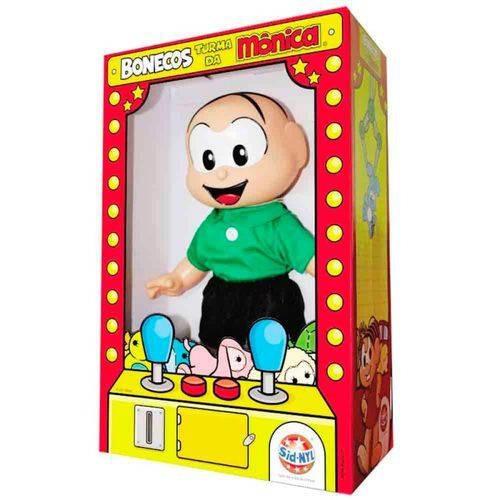 Boneco Cebolinha Turma Da Monica Clássicos Original Sidnyl